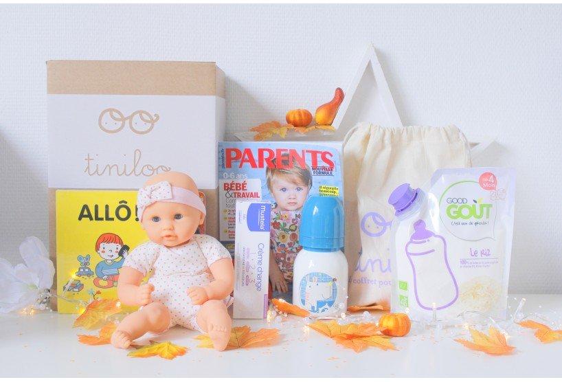 cadeaux de naissance sur Tiniloo