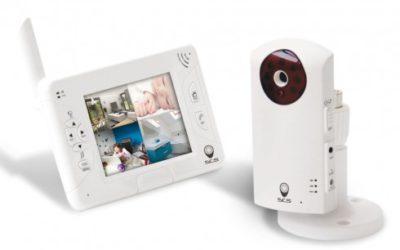 Kit vidéo surveillance bébé : pratique et pas cher !