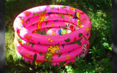 Quelle piscine gonflable choisir pour son bébé ?