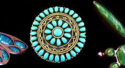 Bijoux amérindiens pour la maman