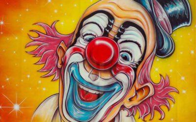 Quand tout un cirque s'invite à un anniversaire