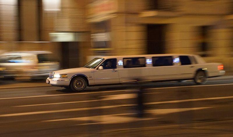 limousine anniversaire enfant