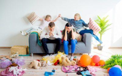 Parents overbookés : comment faire face ?